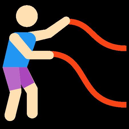Battle Ropes Skin Type 1 icon