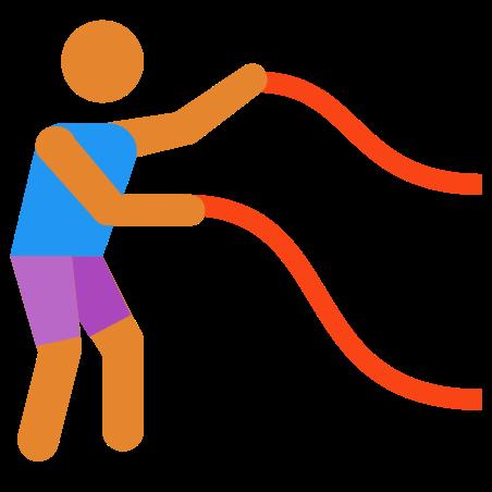 Battle Ropes Skin Type 3 icon