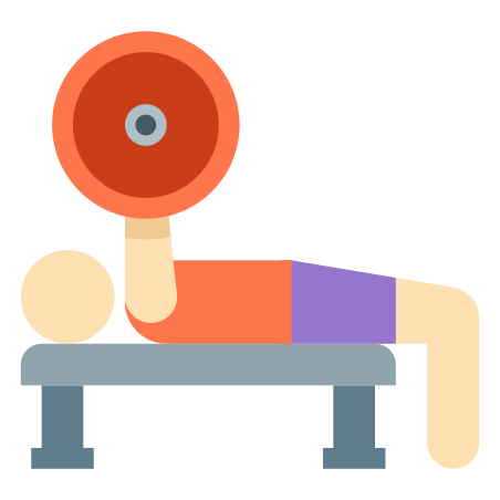 Bench Press Skin Type 1 icon in Color