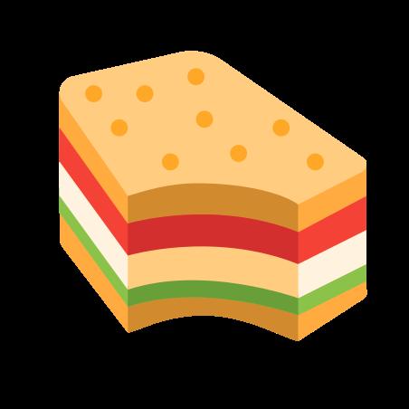 Bitten Sandwich icon