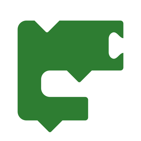 Blockly Green icon