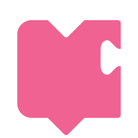 Blockly Pink icon