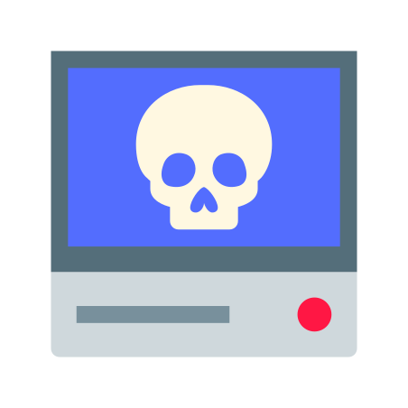 Blue Screen of Death icon