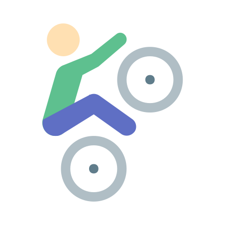 Bmx Skin Type 1 icon in Color