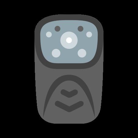 Body Camera icon in Color