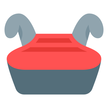 Booster Car Seat icon