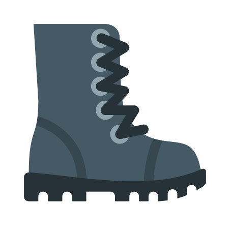 Boots icon in Color