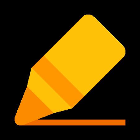 Colore del bordo icon