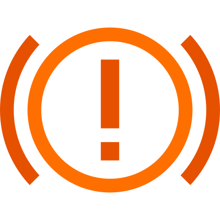 Brake Warning icon