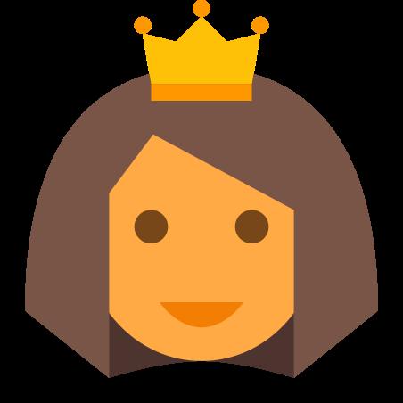 Royal icon in Color