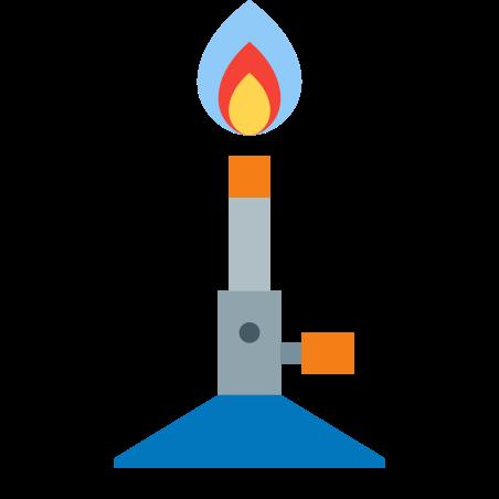 Bunsen Burner icon