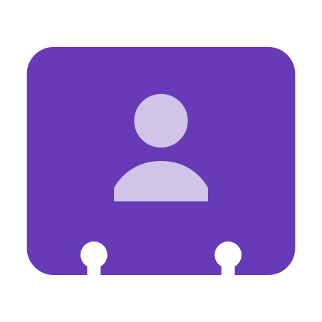 Contact Details icon