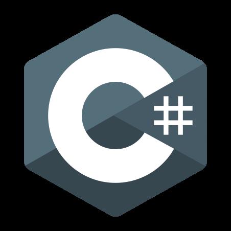 C Sharp Logo icon in Color
