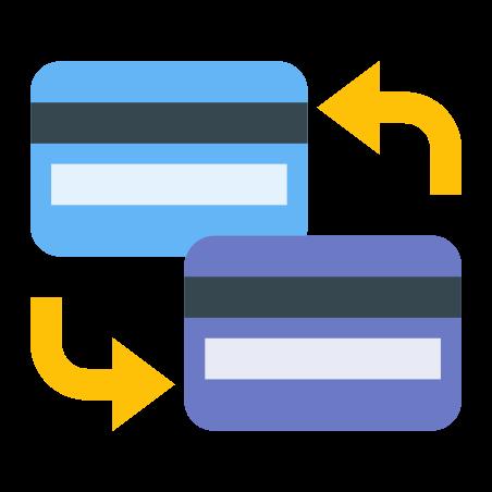 카드 교환 icon