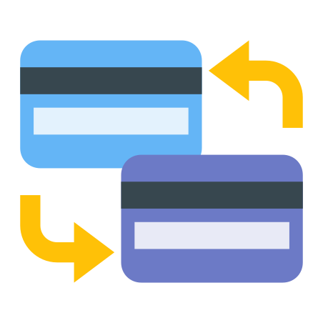 Card Exchange icon