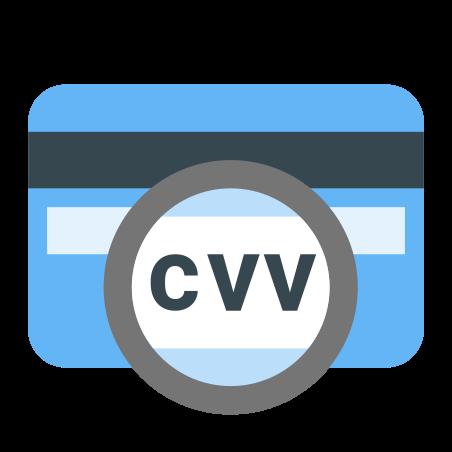 Код проверки CVV icon