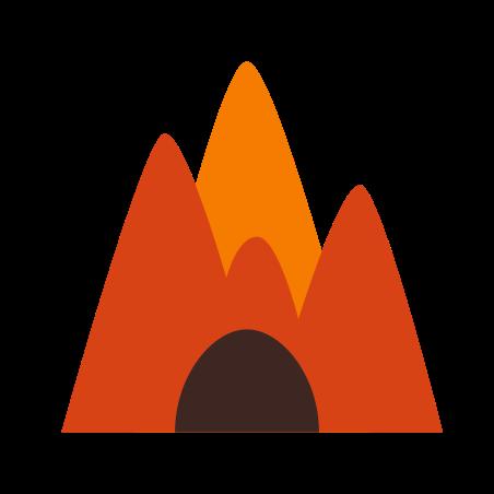 동굴 icon