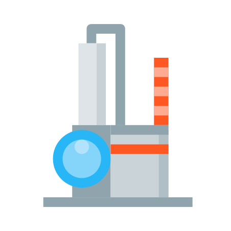 화학 공장 icon