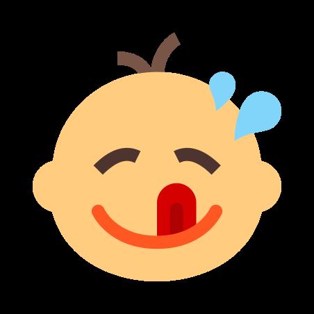 Child Tasty icon
