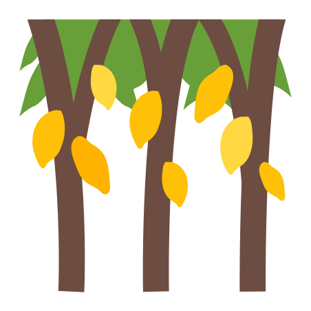Fruit Tree icon in Color