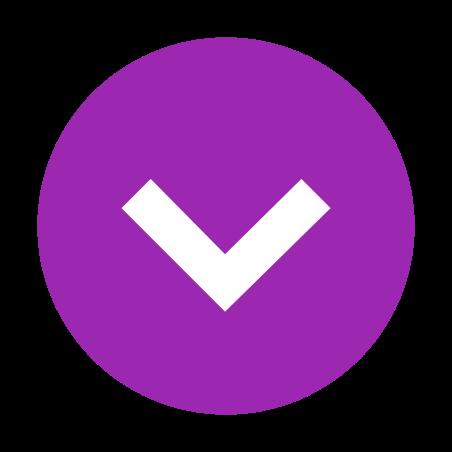 Down Button icon