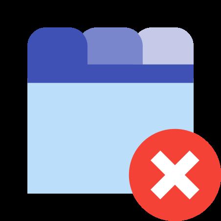 Close All Tabs icon in Color