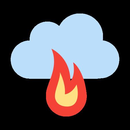Cloud Vulnerability icon