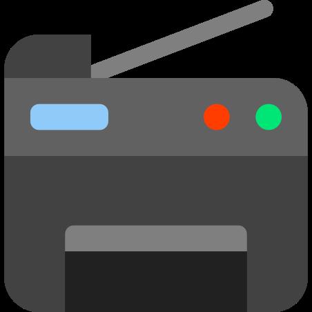 Copy Machine icon in Color