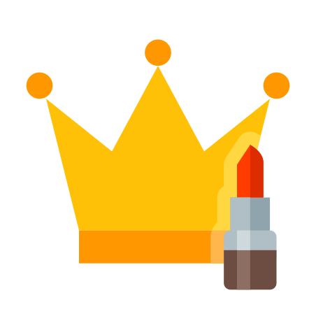 크라운과 립스틱 icon