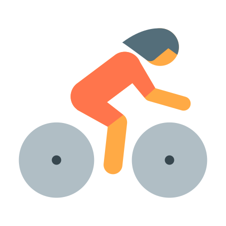 Cyclist Skin Type 2 icon in Color