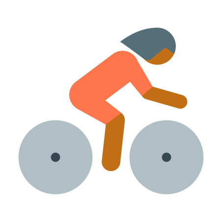 Cyclist Skin Type 4 icon in Color