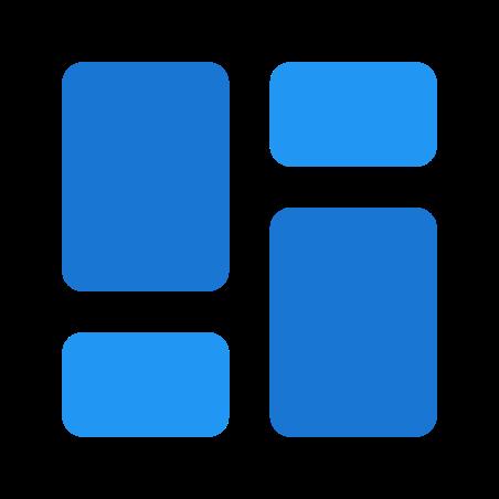Dashboard Layout icon
