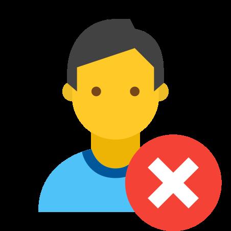 Denied Skin Type 7 icon