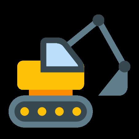 挖掘机 icon