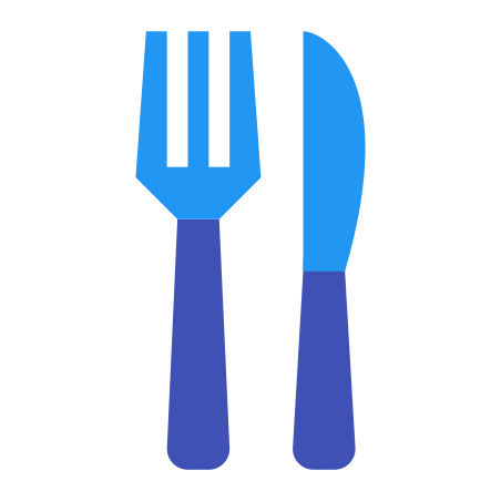 Dining Room icon in Color