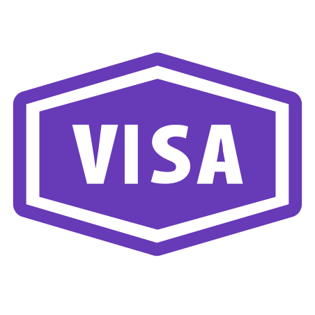 Travel Visa icon