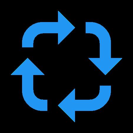 환경 icon in 색상