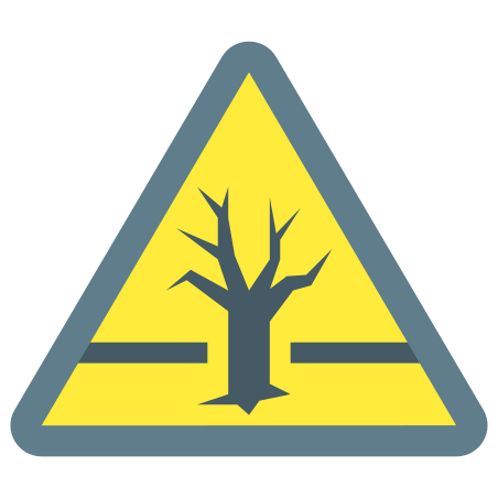 Environmental Hazard icon