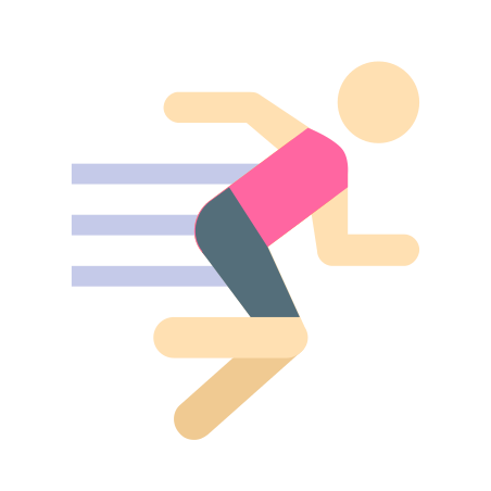 Exercise Skin Type 1 icon in Color
