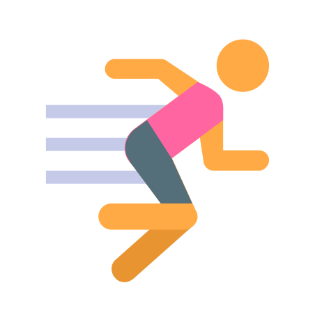 Exercise Skin Type 2 icon in Color