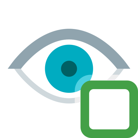 Eye Unchecked icon