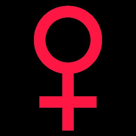 여자 icon
