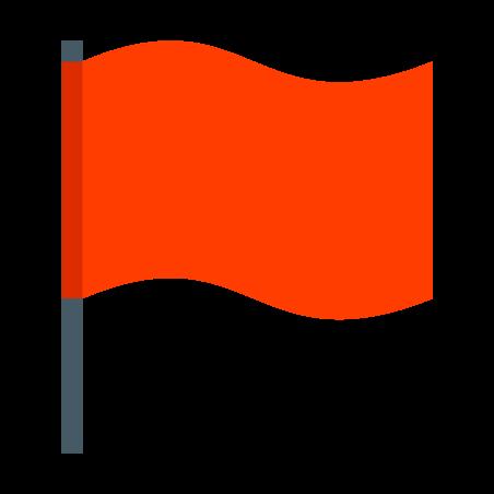 Destination icon in Color