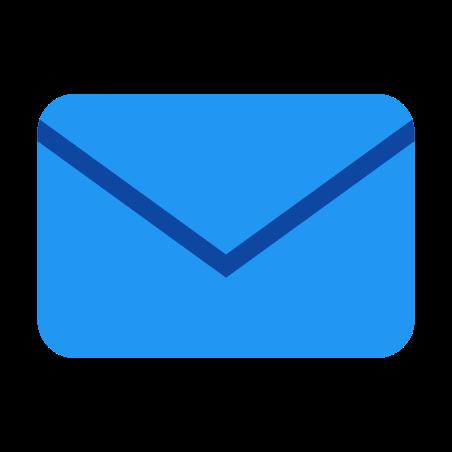 Envelope icon in Color