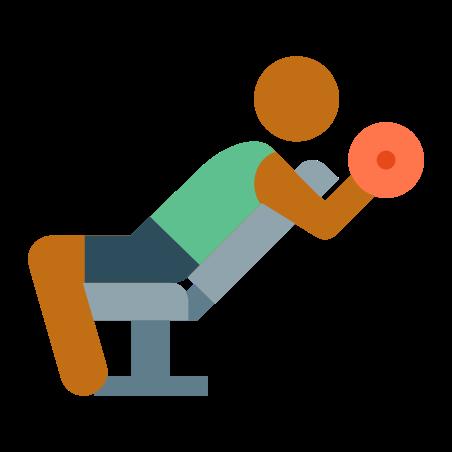 Fitness Skin Type 4 icon