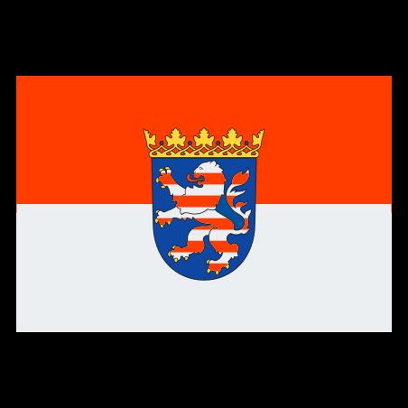 Flagge von Hessen icon