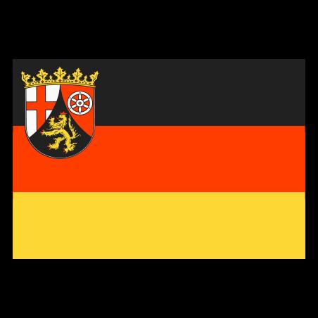 Flag of Rhineland Palatinate icon