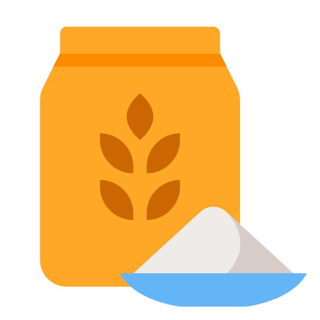 Flour In Paper Packaging icon