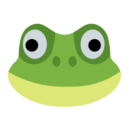 Frog Face icon