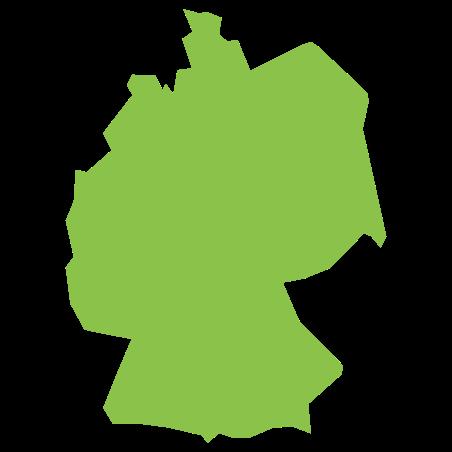 독일지도 icon